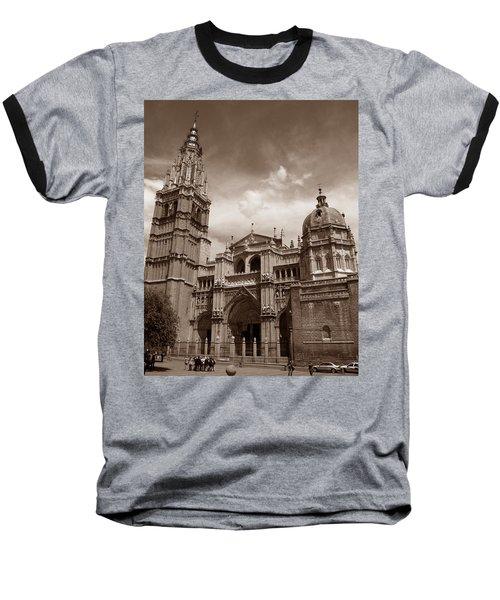 Toledo Cathedral Baseball T-Shirt