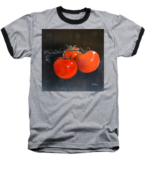 Tomatoes Baseball T-Shirt