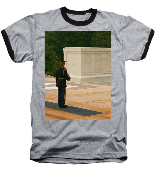 Tomb Of The Unknown Soldier Baseball T-Shirt