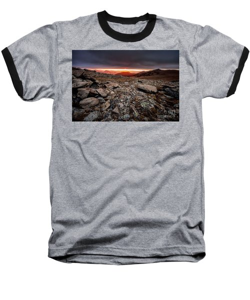 Tombstone Sunrise Baseball T-Shirt