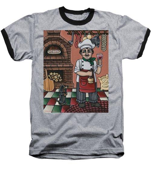Tommys Italian Kitchen Baseball T-Shirt