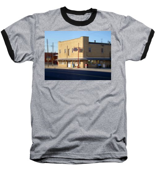 Tony's Ice Cream Baseball T-Shirt