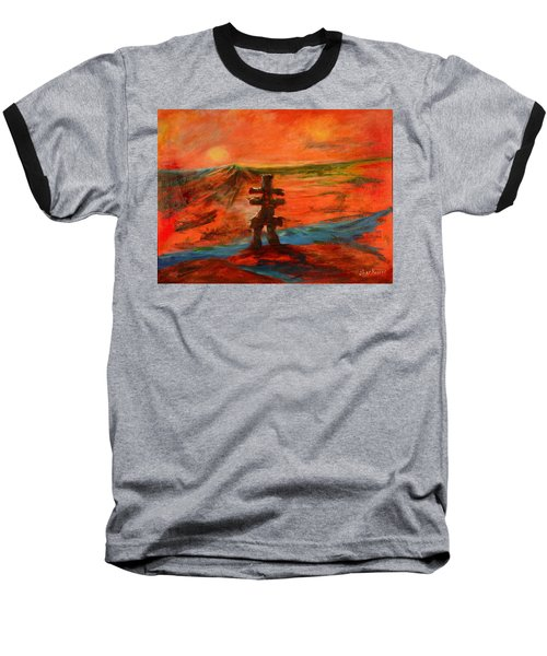 Top Of The World Baseball T-Shirt