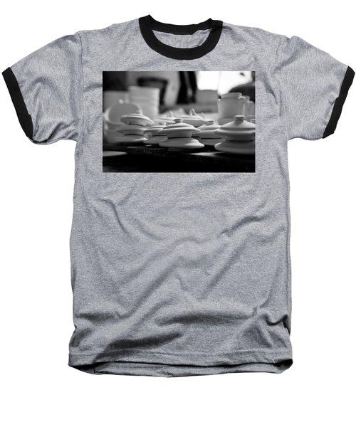 Tops Of Rustic Clay Jugs  Baseball T-Shirt