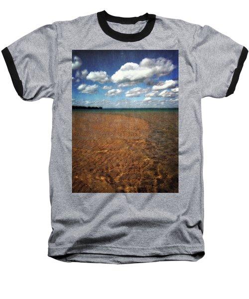 Torch Lake Sandbar 2.0 Baseball T-Shirt
