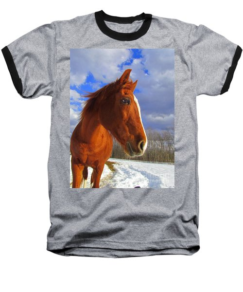 Tori Girl Baseball T-Shirt