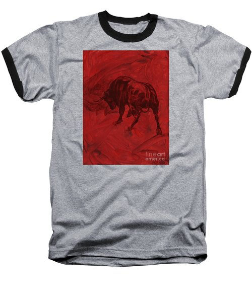 Toro Painting Baseball T-Shirt