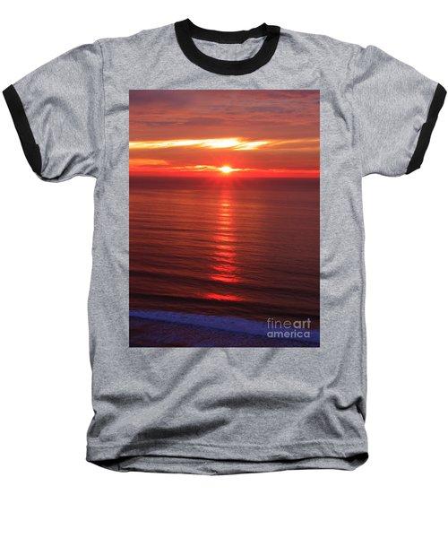Torrey Pines Starburst Baseball T-Shirt