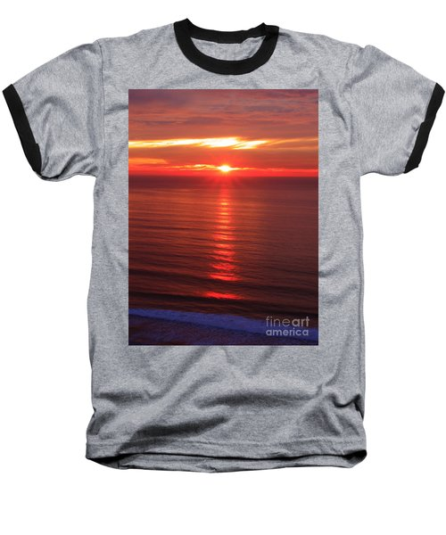 Torrey Pines Starburst Baseball T-Shirt