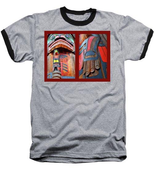 Totem 2 Baseball T-Shirt