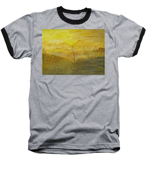 Touch Of Gold Baseball T-Shirt