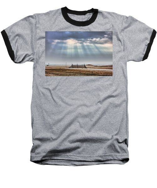 Touched By Heaven Baseball T-Shirt