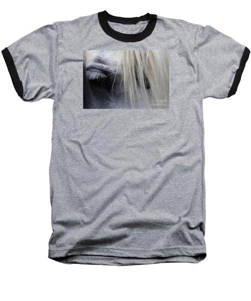 Touched My Heart Baseball T-Shirt