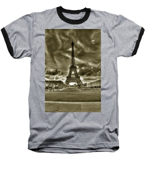 Tour Eiffel  Baseball T-Shirt