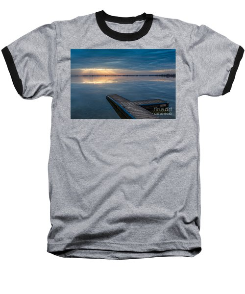 Towards The Light Baseball T-Shirt
