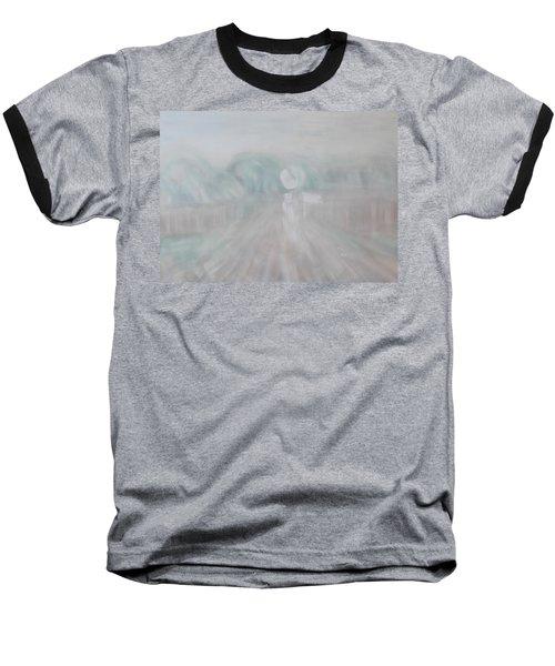 Towards The New Year Baseball T-Shirt by Min Zou