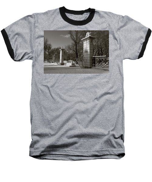 Tower Grove East Gate Baseball T-Shirt