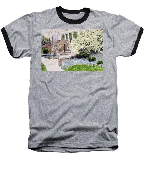 Tower Hill Blues Baseball T-Shirt