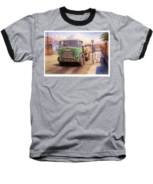 Tower Hill Transport. Baseball T-Shirt