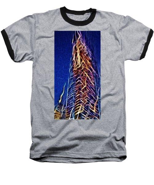 Towering Inferno Baseball T-Shirt
