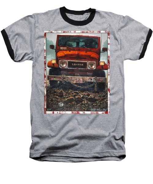Toyota Baseball T-Shirt