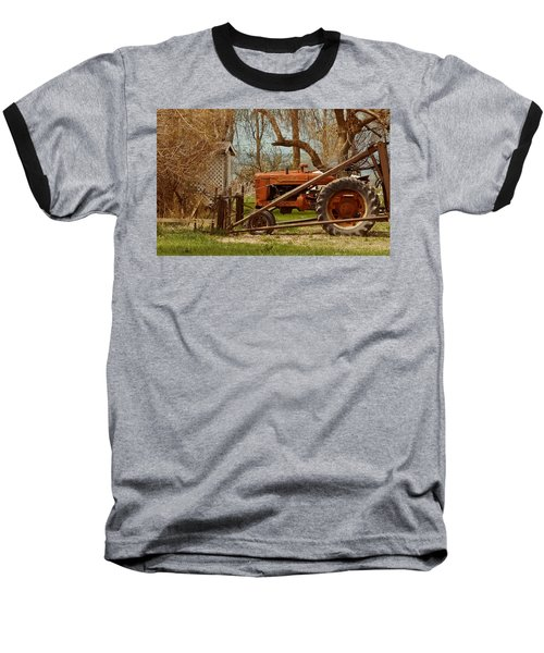 Tractor On Us 285 Baseball T-Shirt