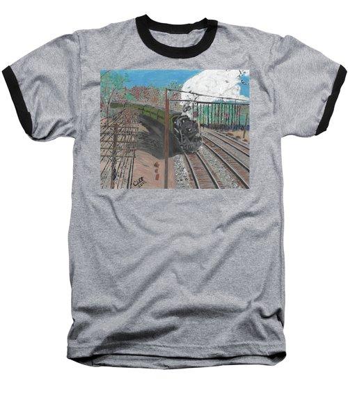 Train 641 Baseball T-Shirt