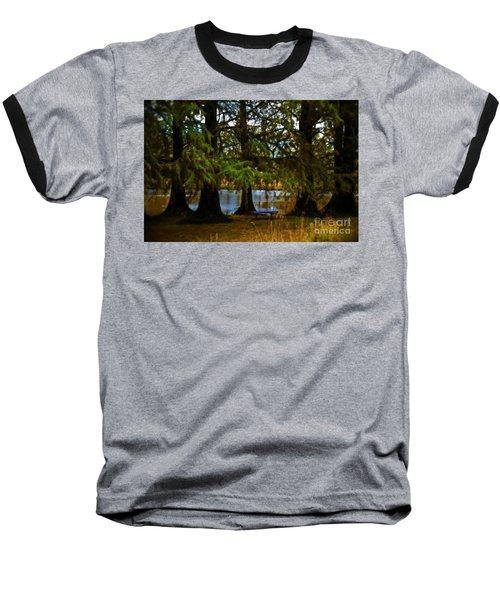 Tranquil And Serene Baseball T-Shirt