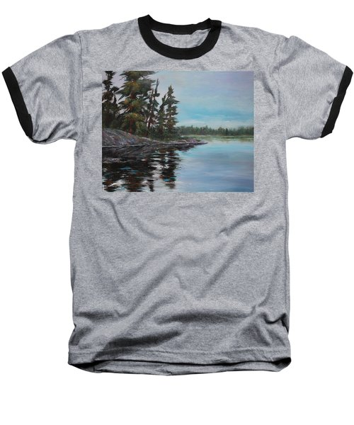 Tranquil Bay Baseball T-Shirt