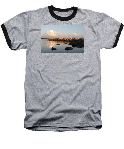 Tranquil Inlet Baseball T-Shirt