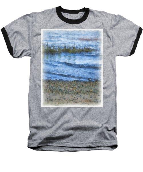Tranquility Base Baseball T-Shirt