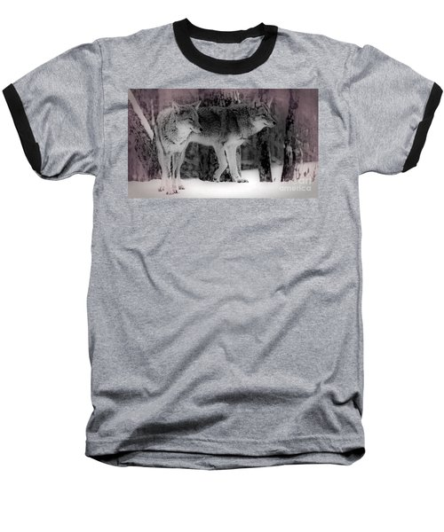 Baseball T-Shirt featuring the photograph Tranquility by Bianca Nadeau