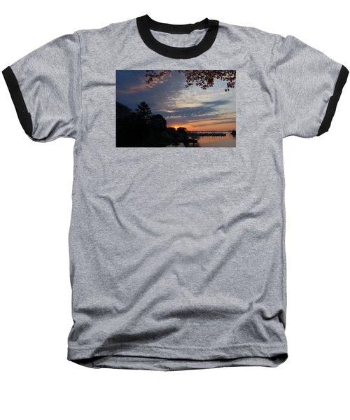 Tranquility Baseball T-Shirt