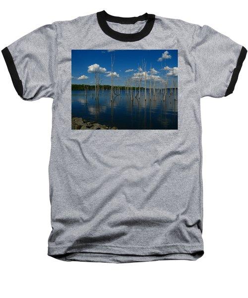 Baseball T-Shirt featuring the photograph Tranquility II by Raymond Salani III