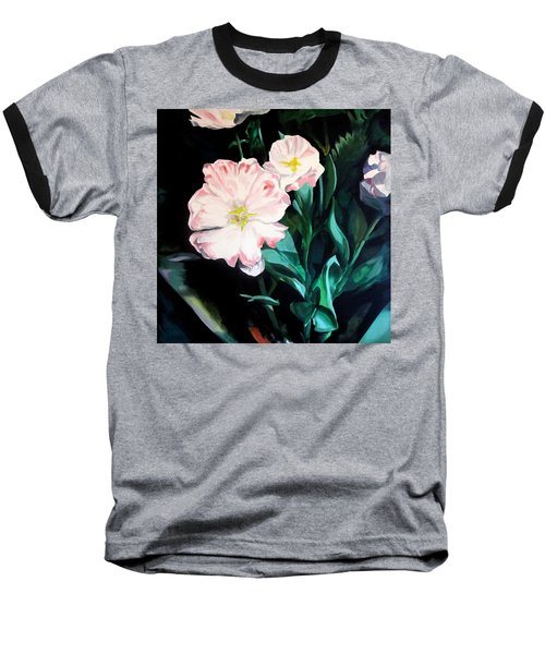 Tranquility In The Garden Baseball T-Shirt