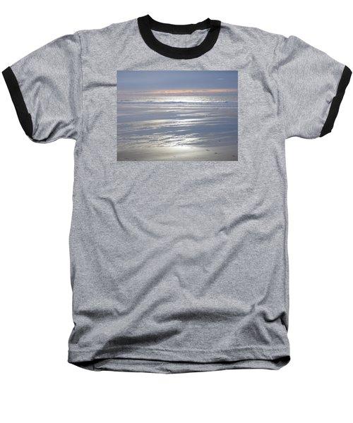 Tranquility Baseball T-Shirt by Richard Brookes