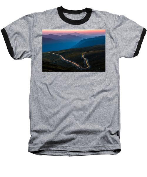 Transalpina Baseball T-Shirt