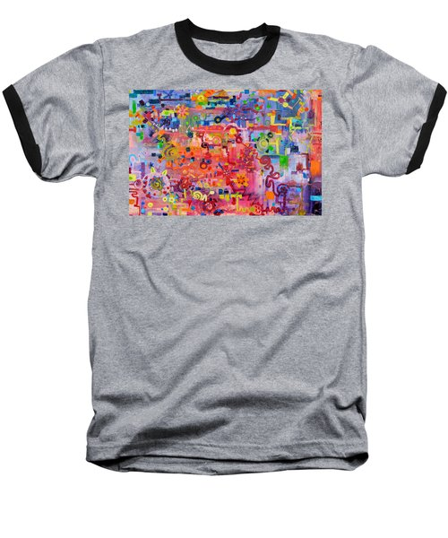 Transition To Chaos Baseball T-Shirt