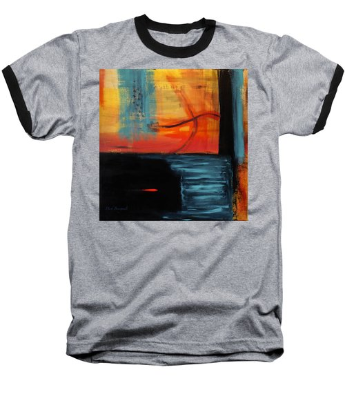 Transitions Baseball T-Shirt by Dick Bourgault