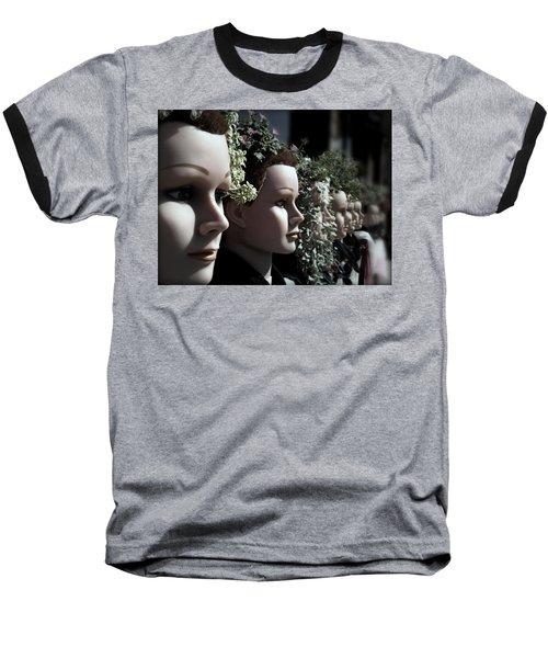 Transplants Baseball T-Shirt