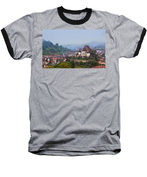 Transylvania Baseball T-Shirt