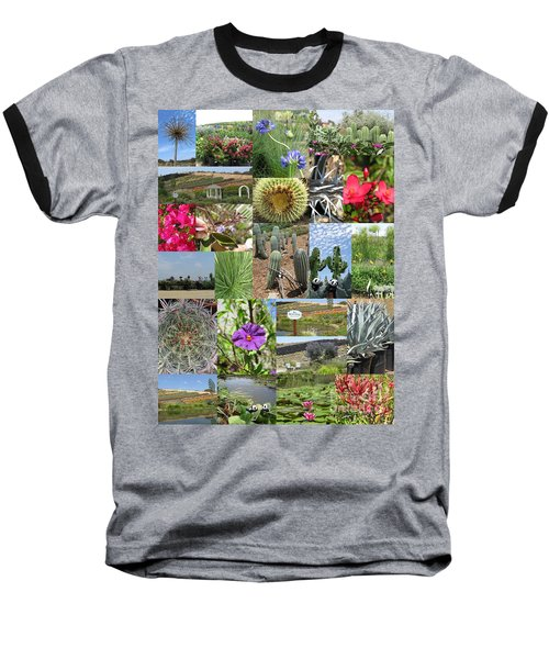 Baseball T-Shirt featuring the photograph Traveling Baby Pandas At The Plant Nursery. California. by Ausra Huntington nee Paulauskaite