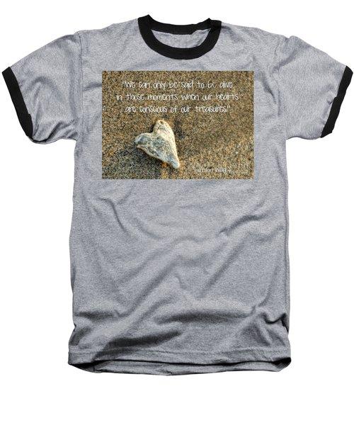 Treasured Heart Baseball T-Shirt