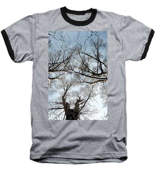 Tree 2 Baseball T-Shirt