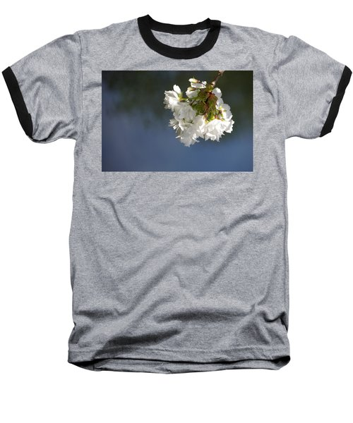 Baseball T-Shirt featuring the photograph Tree Blossoms by Marilyn Wilson