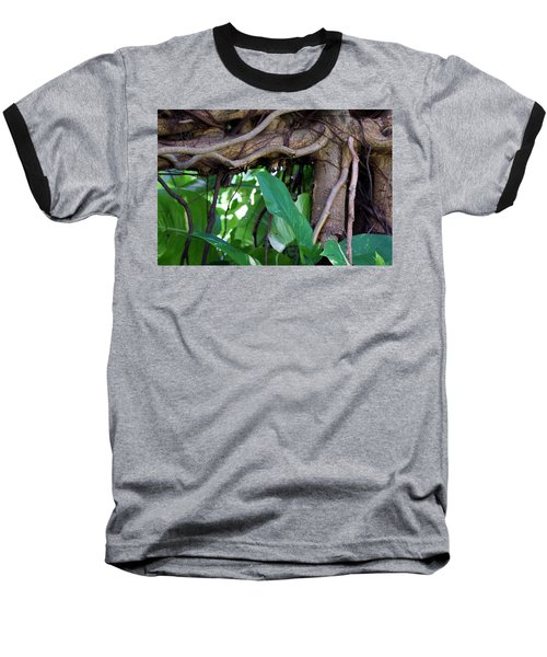 Baseball T-Shirt featuring the photograph Tree Branch by Rafael Salazar