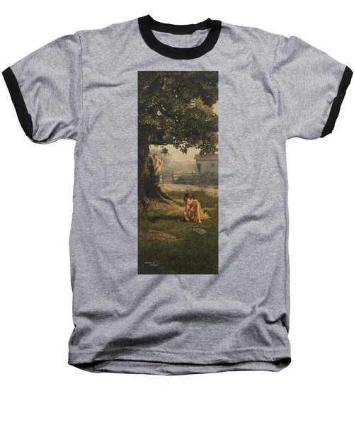 Tree House Baseball T-Shirt