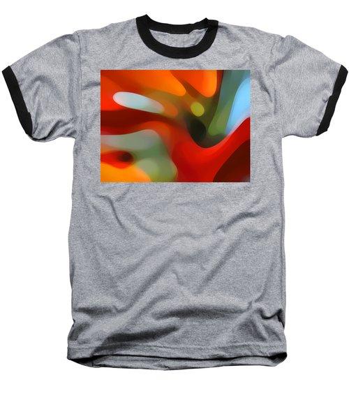 Tree Light 4 Baseball T-Shirt