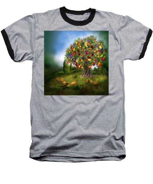 Tree Of Abundance Baseball T-Shirt