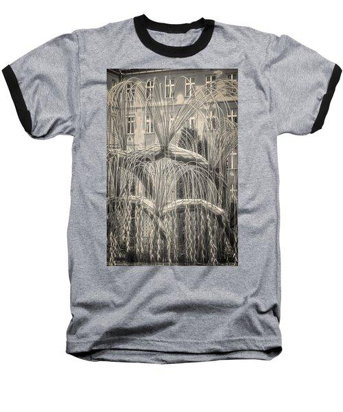 Tree Of Life Dohany Street Synagogue Baseball T-Shirt